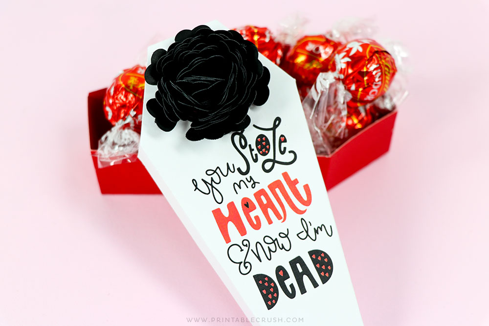 Funny Valentine Boxes
