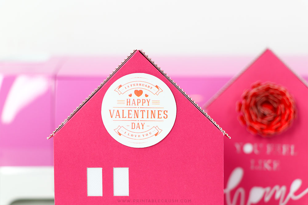 Cricut Valentine's Day Gift Idea