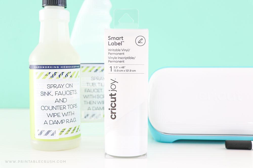 Cricut Joy Smart Labels Tutorial