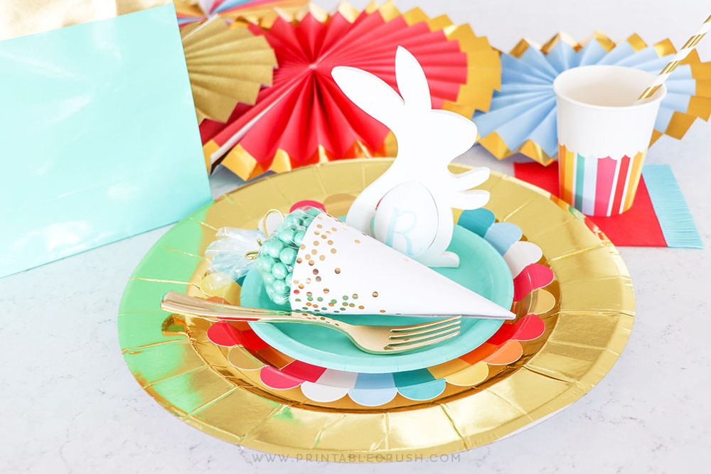 Easter Table Decorations for Kids