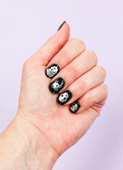 Halloween Nail Art - Printable Crush