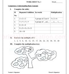 Mathematics Worksheets For Class 3 Kids   PrintablEducation [ 2200 x 1700 Pixel ]