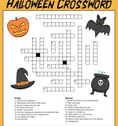 5 Best Printable Halloween Puzzles 4th Grade - printablee.com [ 1650 x 1275 Pixel ]