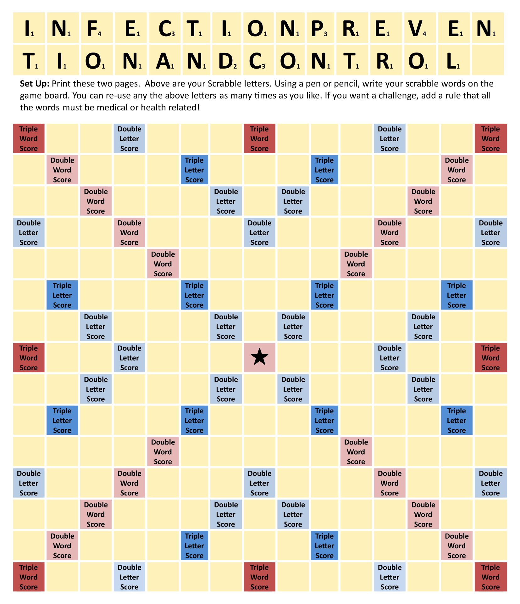 8 Best Images Of Printable Scrabble Tiles Board  Free