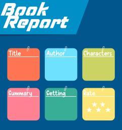 7 Best Free Printable Book Report Forms - printablee.com [ 1500 x 1200 Pixel ]