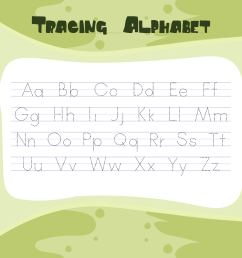 6 Best Free ABC Worksheets Preschool Printables - printablee.com [ 1600 x 1231 Pixel ]
