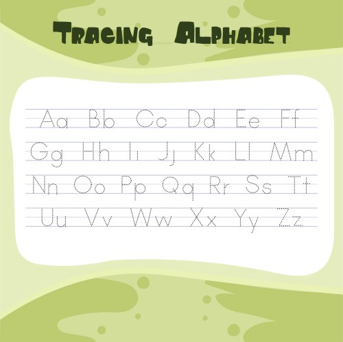 small resolution of 6 Best Free ABC Worksheets Preschool Printables - printablee.com