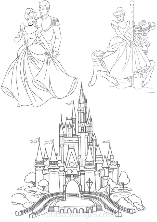 Palace #26 (Buildings and Architecture) – Printable coloring pages
