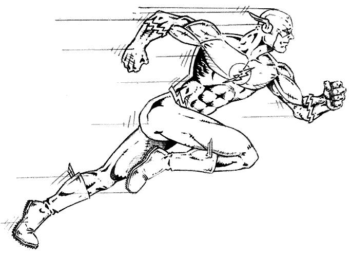 Dc Comics Super Heroes Superheroes Printable Coloring Pages