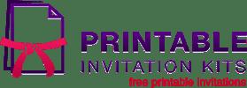 Black And White Wedding Invitation Kits Jpg