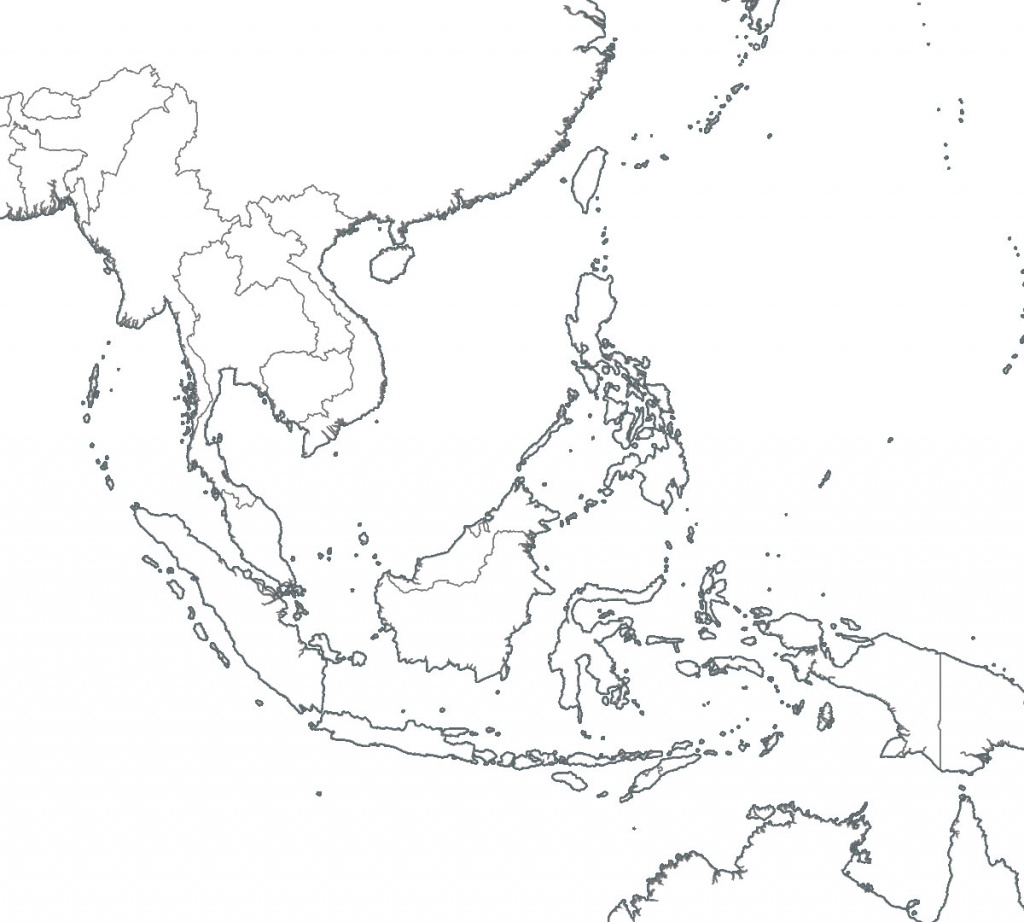 South East Asia Physical Map Quiz Freedomday Info Within