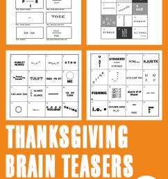 5 Best Thanksgiving Brain Teasers Printable - printablee.com [ 1500 x 1000 Pixel ]