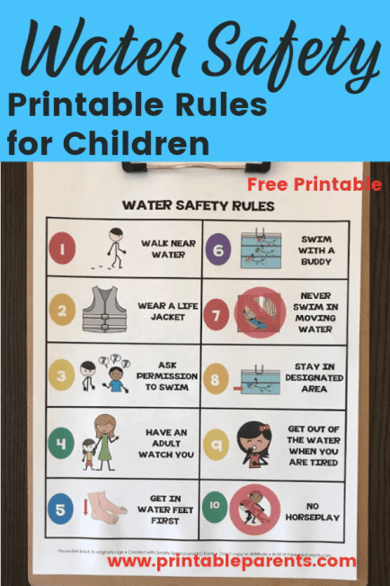 pin-image-of-free-printable-water-safety-rules-on-clipboard