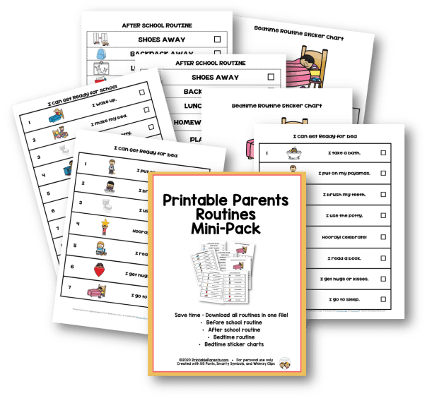 printable-daily-routines-for-children