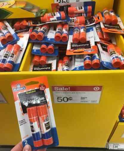 glue stick best school supplies at Target