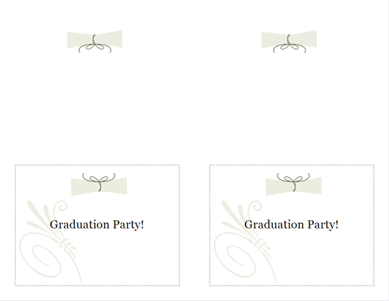 avery template 3379 note cards