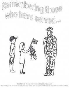 Cool Trends: Veterans Day Worksheets Pictures