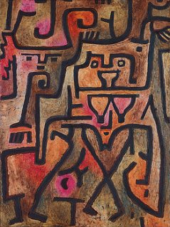 3-forest-witches-paul-klee