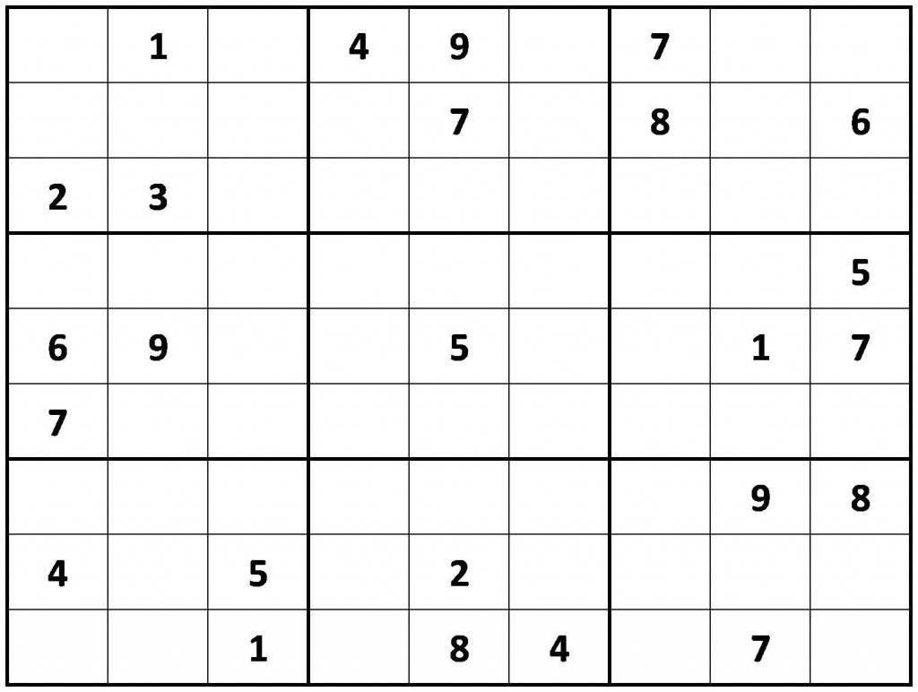 Sudoku Solving Algorithms