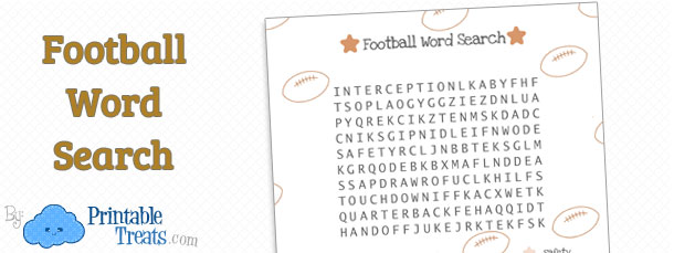 Search Apple Word Printable