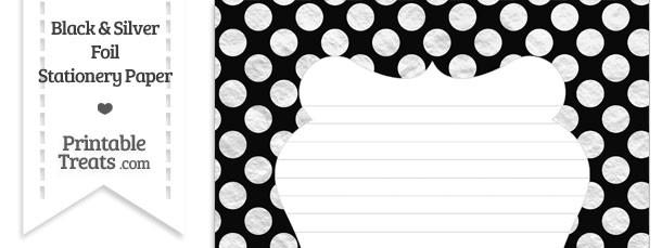 Stationery Paper — Printable Treats.com