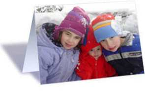 create photo holiday cards