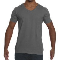 Soft Spun Euro-Fit Adult T-Shirt (Crew Neck)