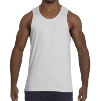 Soft Spun Jersey Tank Top