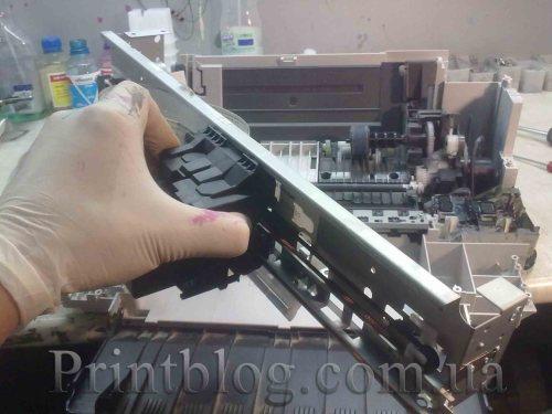 Разборка Canon PIXMA MP140, MP150, MP160, MP170, MP180.