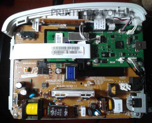 Восстановление Samsung ML-2165W