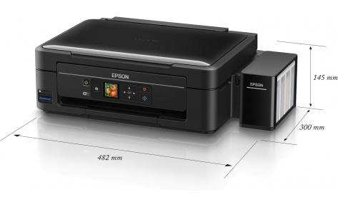 Скачать драйвер принтера Epson L456 + инструкция
