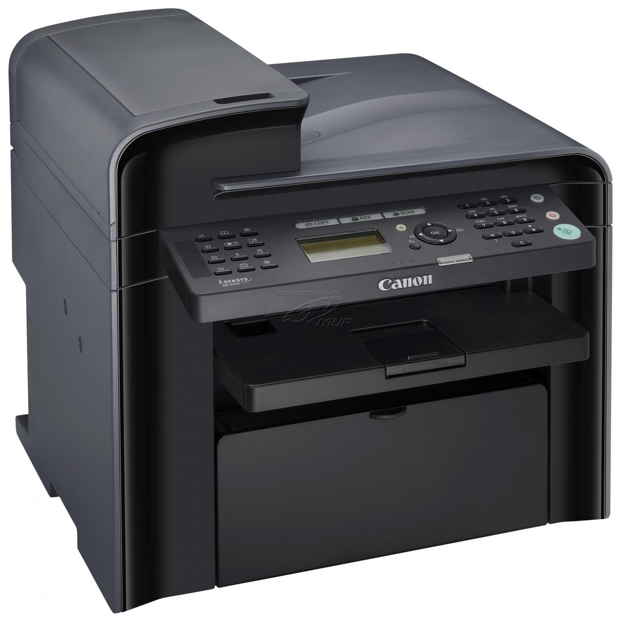 Скачать драйвер принтера canon mf4430