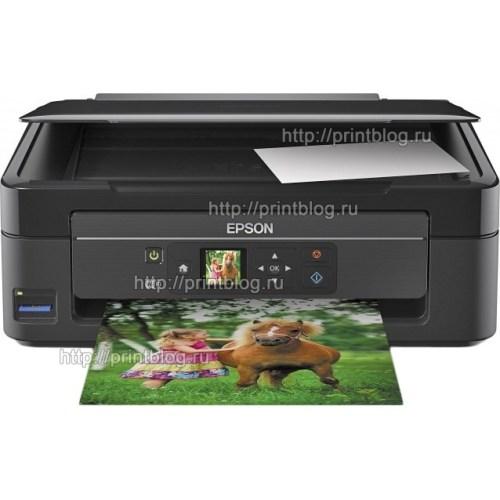 Скачать бесплатно драйвер для принтера Epson Expression Home XP-320|XP-323