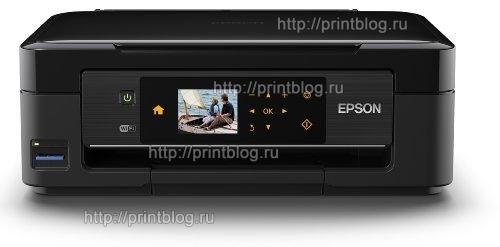 Скачать бесплатно драйвер для принтера Epson Expression Home XP-412