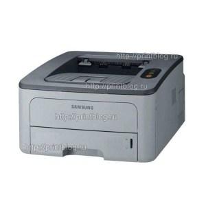 Прошивка Samsung ML-2850D, ML-2851ND для работы без чипов картриджей