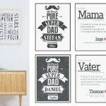 Personalisierte Poster Fur Mama Und Papa Printcandy