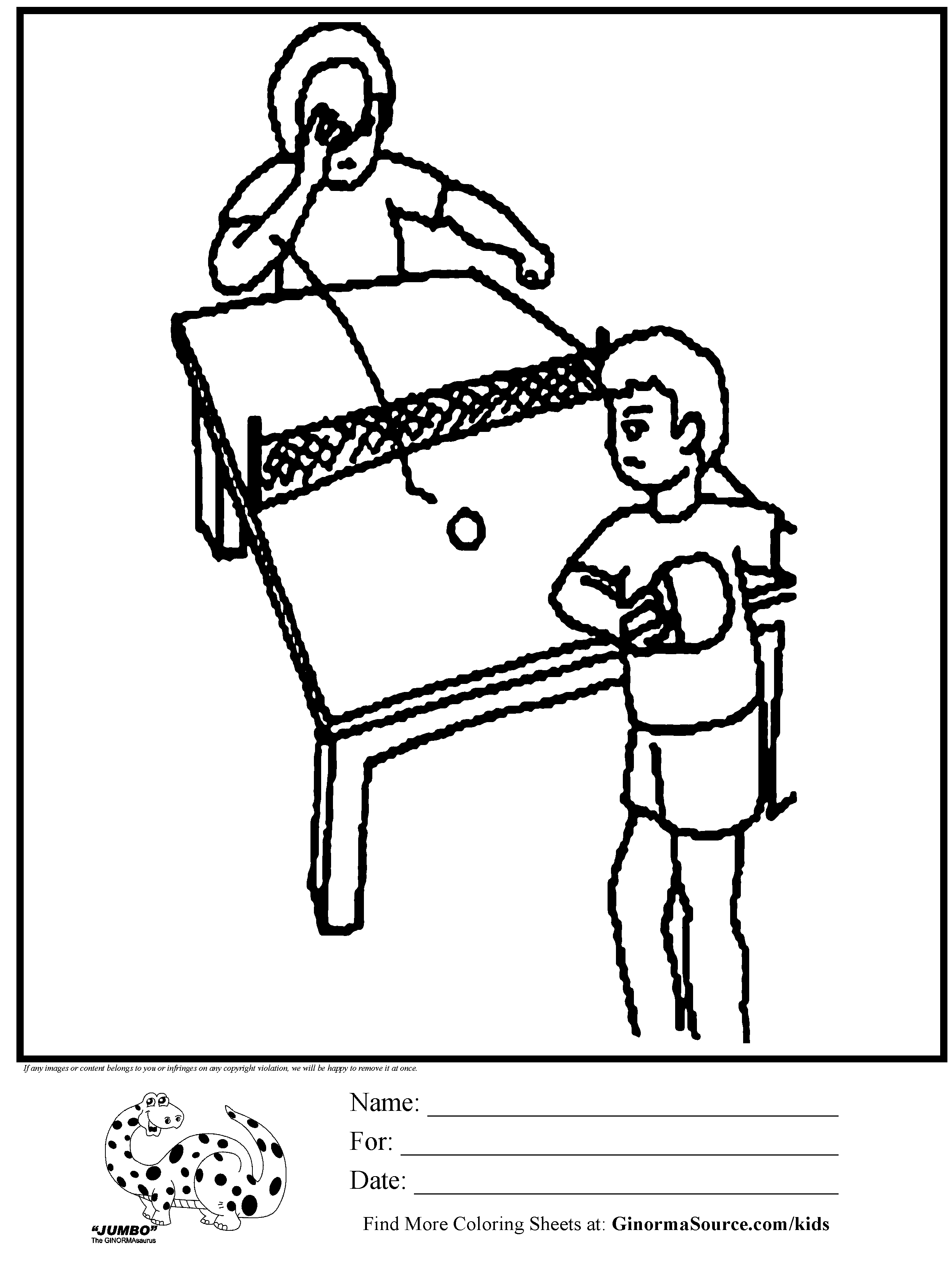 12 Table Tennis Coloring Page To Print