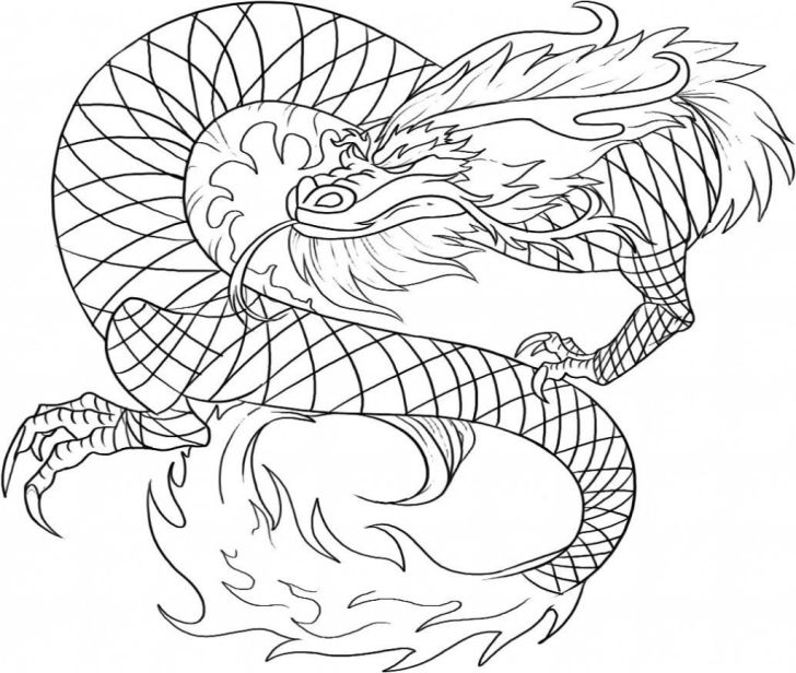 Dora: Golden Dragon Coloring Page. Chinese Dragon Coloring Pages Printable Wallpaper Golden Page Of Colorado Springs Smartphone High Resolution Mythological And Print