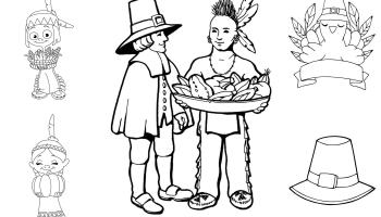 Native American - Coloring Pages for Adults   200x350