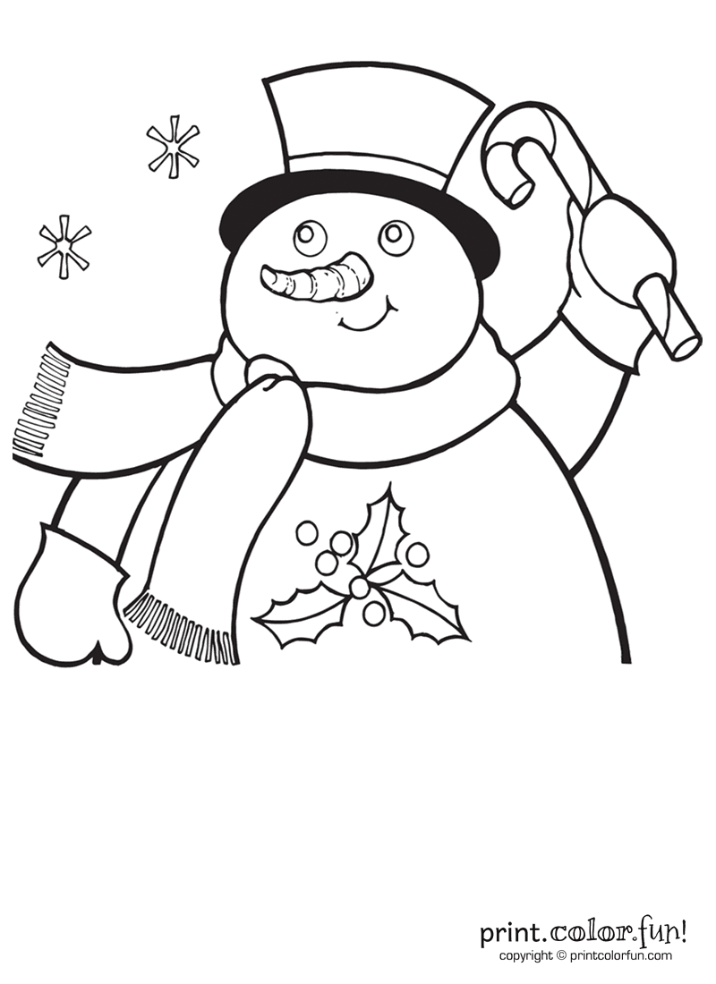 print color fun free printables coloring pages crafts