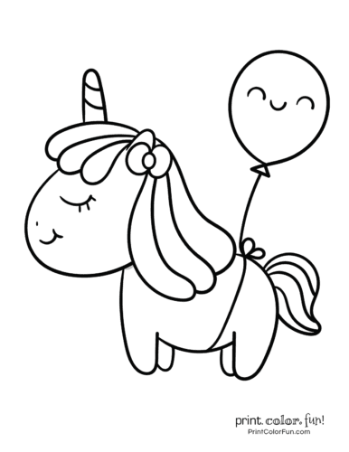 Top 100 magical unicorn coloring pages: The ultimate (free