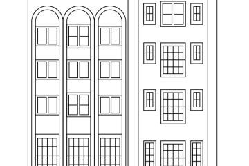 apartments Archives - Print. Color. Fun! Free printables, coloring ...