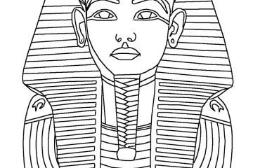 King tut archives print color fun free printables for King tut coloring pages