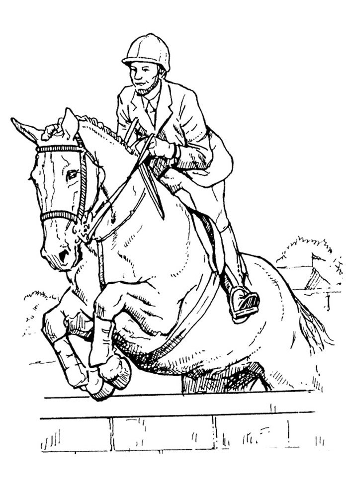 84 Horse Coloring Pages Coloring Pages