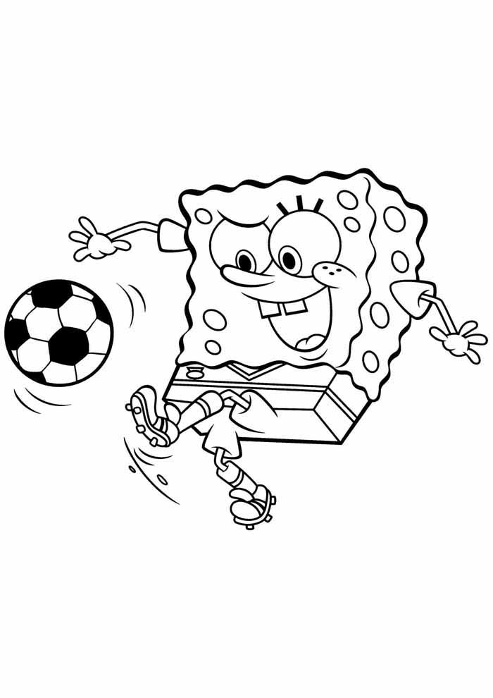 35 Spongebob Coloring Pages Coloring Pages