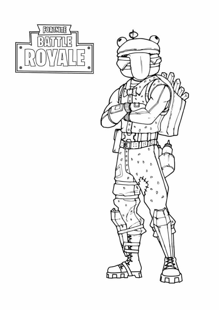 54 Fortnite Coloring Pages Coloring Pages