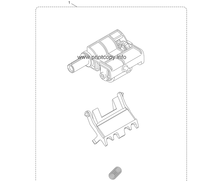 Parts Catalog > Brother > HL2270DW > page 12