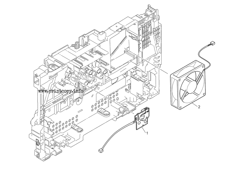 Parts Catalog > Brother > HL-L6300DW > page 2