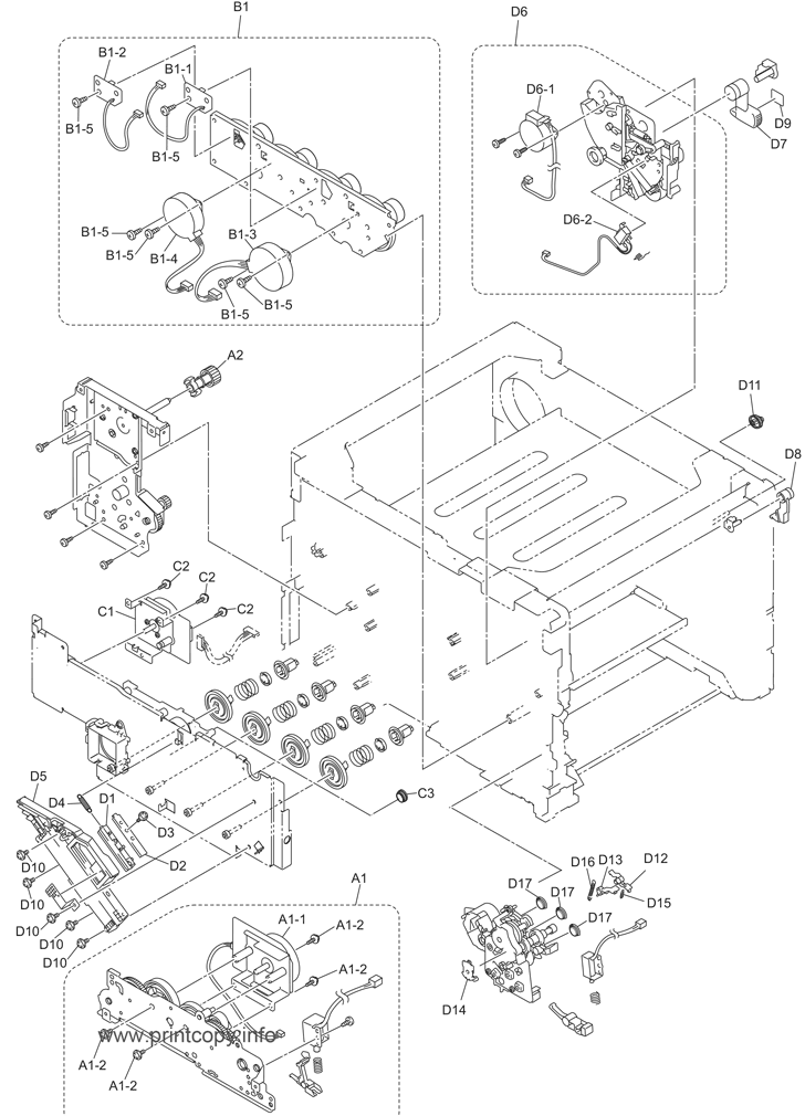 Parts Catalog > Brother > MFC9840CDW > page 2