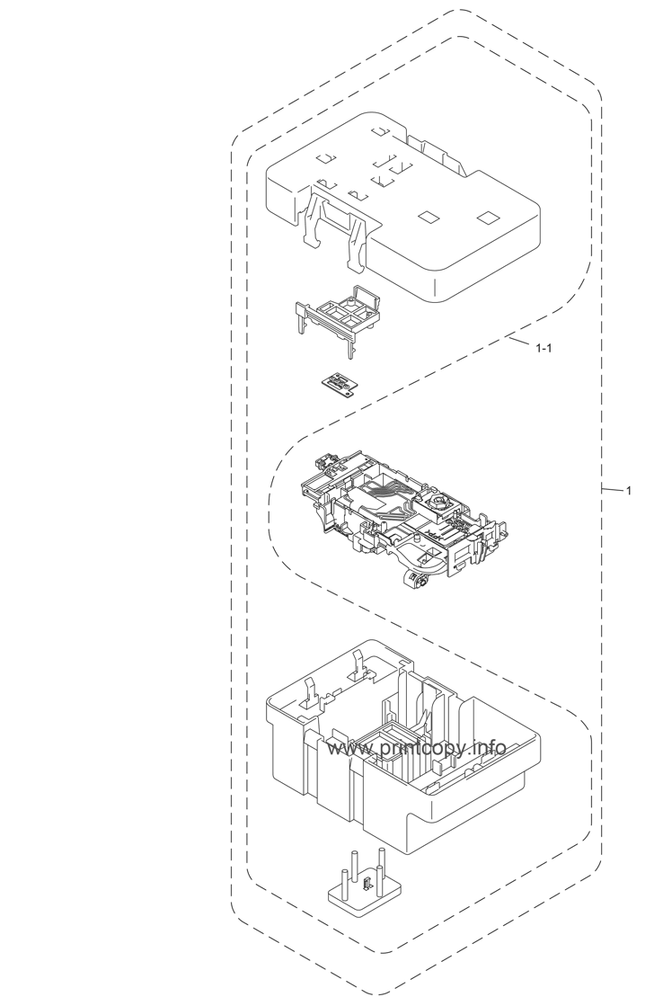 Parts Catalog > Brother > MFC-J430W > page 4